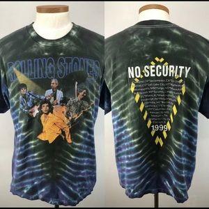 Vintage 90's Rolling Stones T Shirt